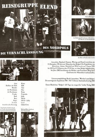 Plakat zum 22. November 2002