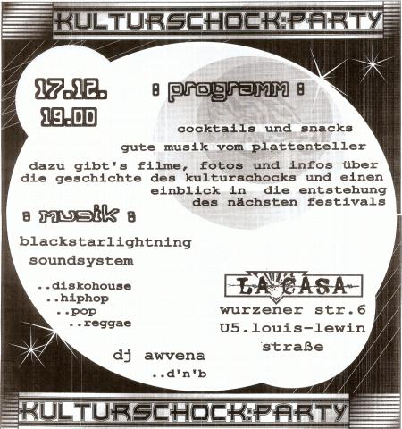 Plakat zum 17. Dezember 2005