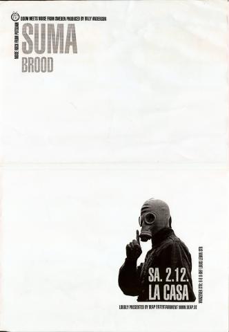 Plakat zum 2. Dezember 2006