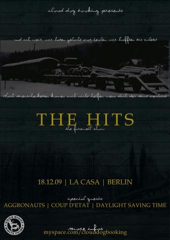 Flyer zum 18.12.2009
