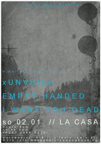 Flyer zum 2. Januar 2011