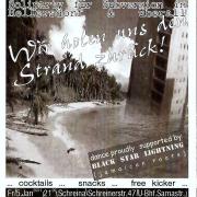 Flyer zum 5. Januar 2001