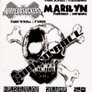 Plakat zum 23. November 2001