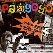 Flyer zum 22. März 2002