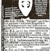 Monatsflyer für den Juni 2002