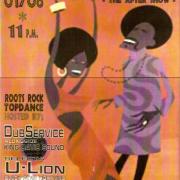 Plakat zum 1. Juni 2002