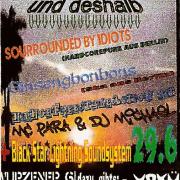 Flyer zum 29.6.2002