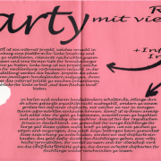Plakat zum 7. September 2002