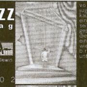 Flyer zum 4. Oktober 2002