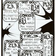 Monatsflyer für den März 2003