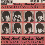 Flyer zum 7. Februar 2004