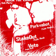 Flyer zum 17. Juni 2005