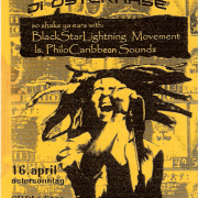 Flyer zum 16. April 2006
