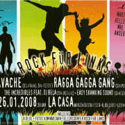 Plakat zum 26. Januar 2008