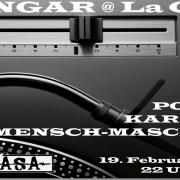 Flyer zum 19. Februar 2010