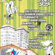Plakat zum 22. September 2012