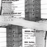 Flyer zum 14. September 2013