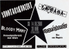 Flyer zum 14. Oktober 2001