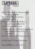 Vorderseite des Monatsflyer für den Dezember 2001