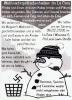 Flyer zum 16. Dezember 2001