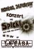 Flyer zum 24. Februar 2003