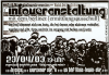 Flyer zum 24. April 2003