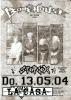 Flyer zum 13. Mai 2004