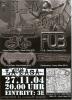 Plakat zum 27. November 2004