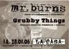 Flyer zum 28. Januar 2006