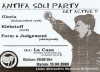 Flyer zum 15. April 2006