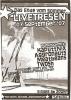 Flyer für den Livetresen am 7. September 2007