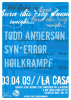 Flyer zum 3. April 2009